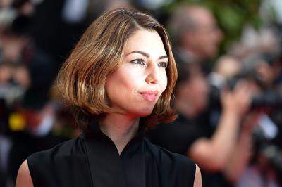 La réalisatrice américaine Sofia Coppola, lors du Festival de Cannes 2014 (AFP).