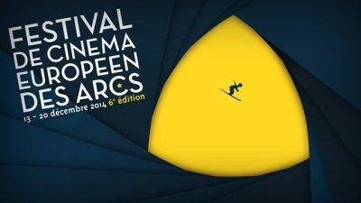 L'affiche 2014 du Festival de cinéma européen des Arcs (D.R.)