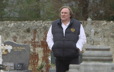 Photo du film Depardieu grandeur nature, de Richard Melloul (DR).