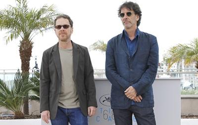 Joel et Ethan Coen lors du 68e Festival de Cannes, en mai 2015 (AFP).