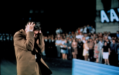 Photo du film Z, de Costa Gavras (DR).
