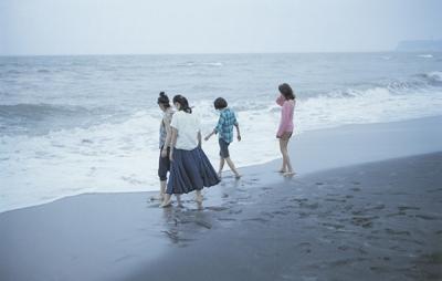 Photo du film Umimachi Diary, de Hirokazu Kore-Eda (DR).