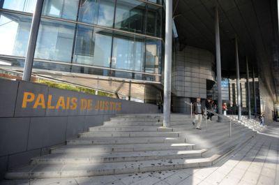 Le palais de justice de Grenoble, où a été jugée l'affaire (Jean-Pierre Clatot / AFP).