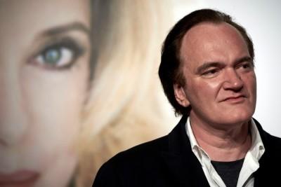 Le réalisateur américain Quentin Tarantino (Jean-Philippe Ksiazek / AFP).